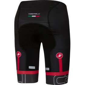 Castelli Volo Shorts Herren black/white